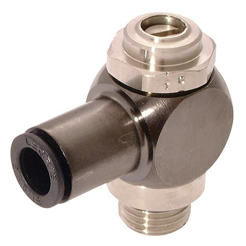 Push-in, Exhaust Version, Metric & BSPP (LE-7130 06 19)