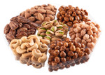 Sweet & Salty Nuts Seven Sectional