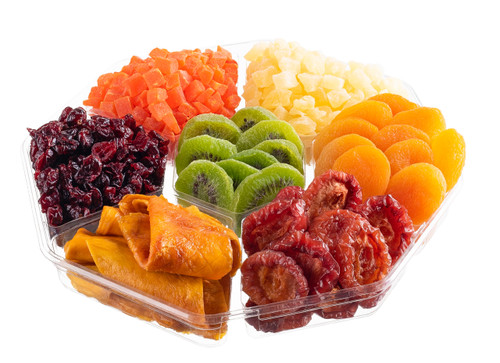 Dried Fruit Bliss Seven Sectional