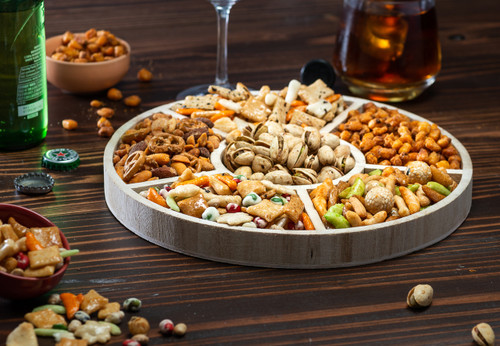 Game Night Zesty Party Mix