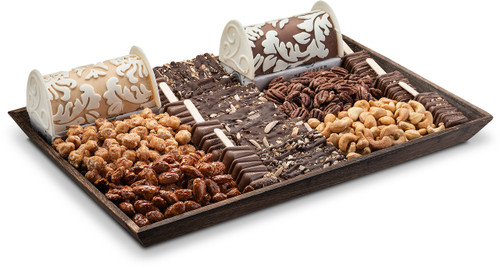 Deluxe Log Tray
