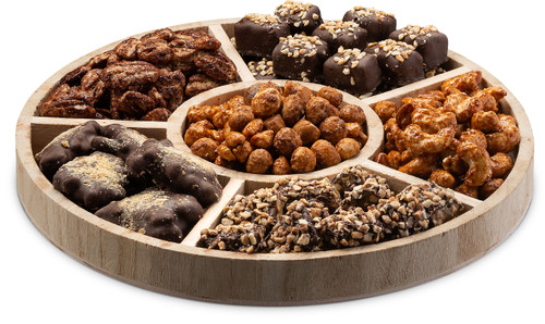 Chocolate Nut Premium Tray