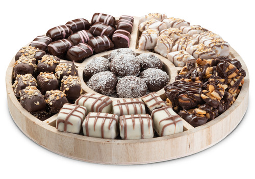 Chocolate Confections Premium Tray