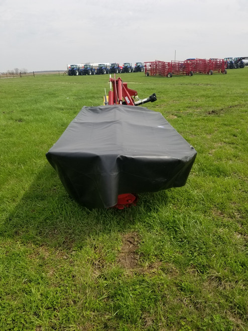 9 ft Replacement Disc Mower Canvas - Made in the USA! (Fits: Case IH, New Holland)