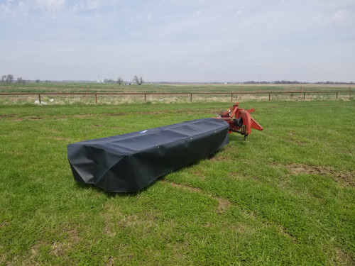 Bush Hog DM8/DM80 Heavy Duty 35mil Replacement Disc Mower Canvas - Made in the USA!
