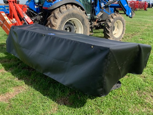 9 ft Replacement Disc Mower Canvas - Made in the USA! (Fits: Kuhn GMD77, New Holland 465)