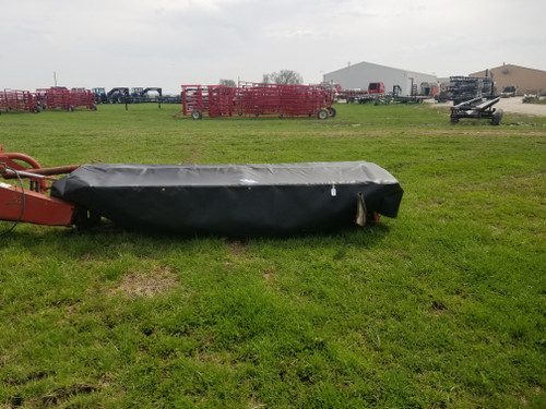 Case IH 3206 Heavy Duty 35mil Replacement Disc Mower Canvas - Made in the USA!