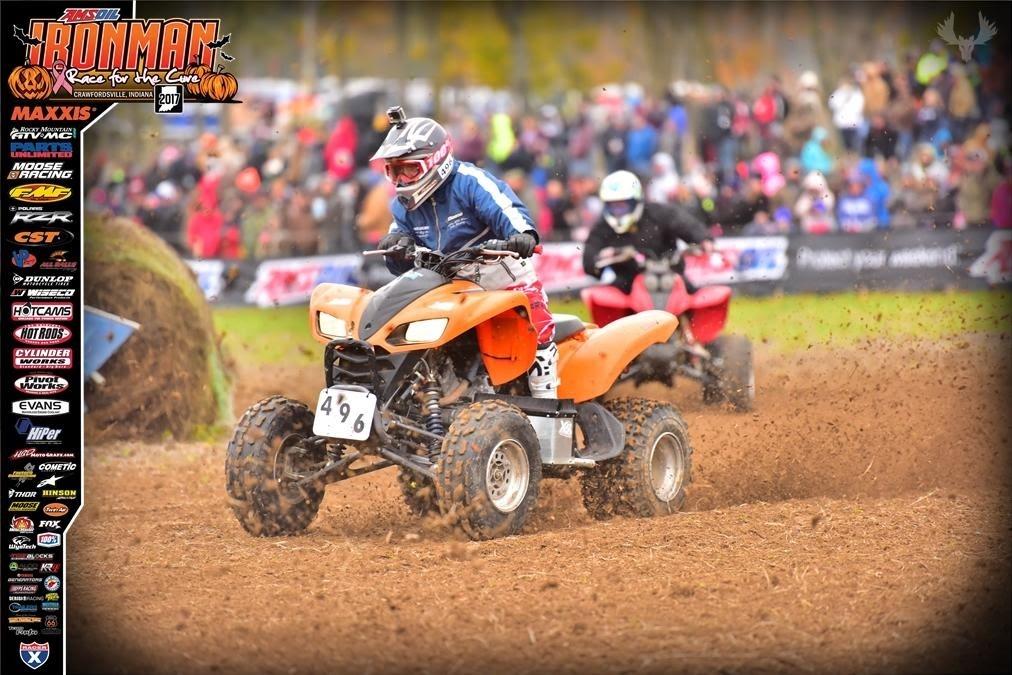 Jake Stratton ATV Racing