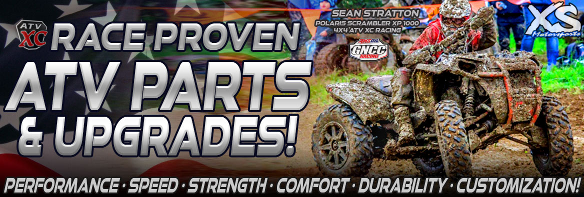 XS Motorsports Race Proven ATV Parts and Upgrades for Sale