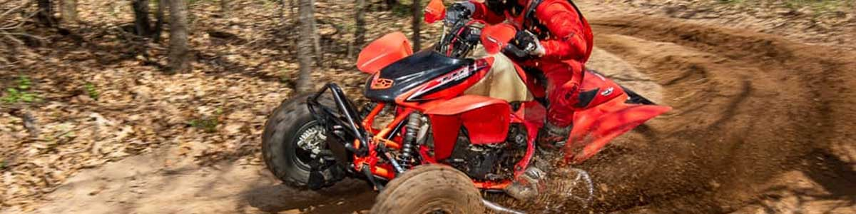 Honda TRX 450R Parts