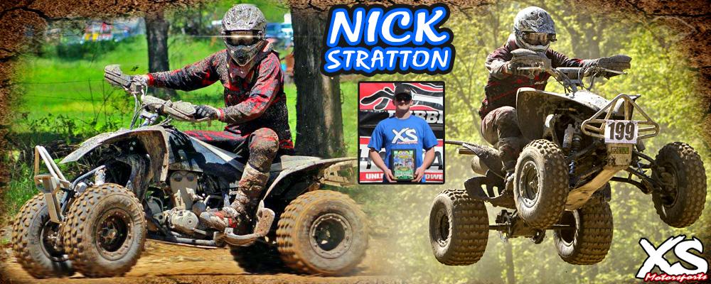 Nick Stratton ATV Racing