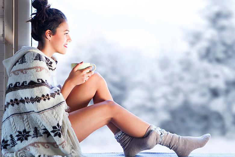 Winter skin essentials.