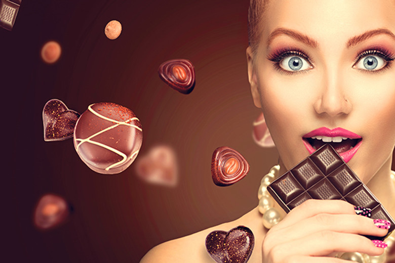 Reduce stress with Dark Chocolate
