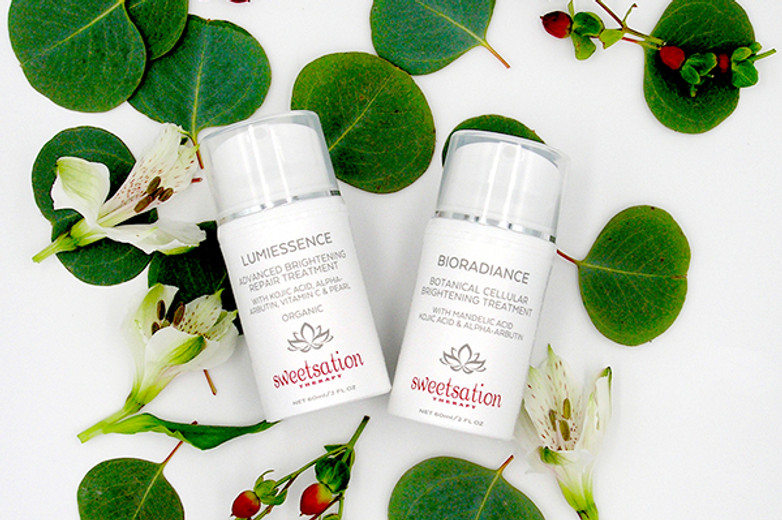What is the difference between Lumiessence and Bioradiance? Are they the same?