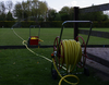 Bowls Green Watering System Hose reel Irrigator