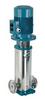 Calpeda MXV Vertical Multi-Stage In-Line Pumps 25-2, 32-4 ,40-8 , 50-16, 65-32 , 80-48 Models