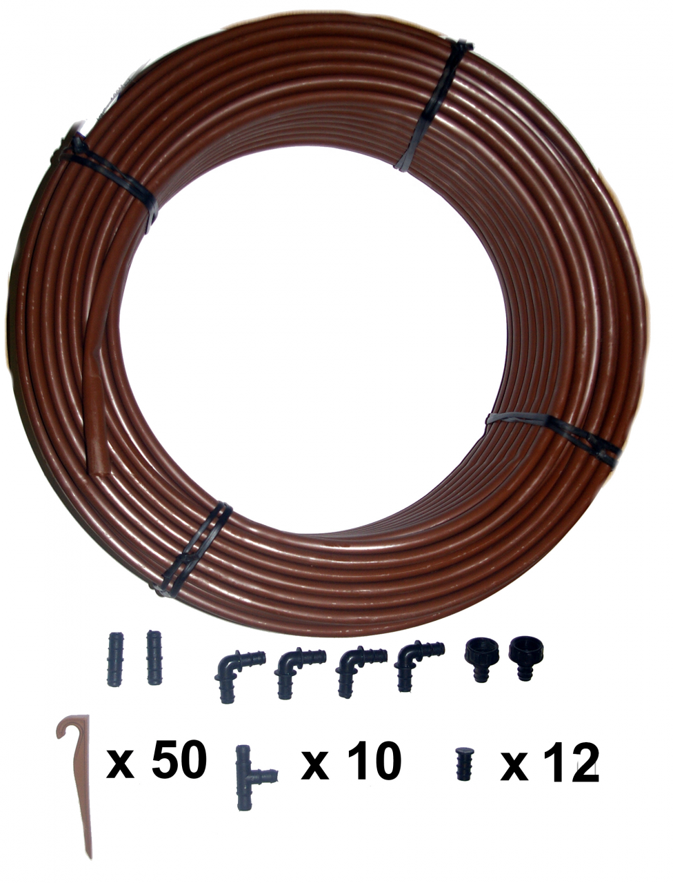 16MM X 1 ALL PACK SIZES ON ONE LISTING 13//16MM IN-LINE TAP//VALVE FOR GARDEN IRRIGATION SYSTEMS