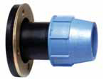 Compression Flanged Adaptor