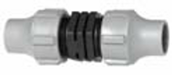 Nutlock Connector Joiner fitting for LDPE Pipe