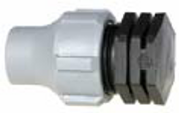 Nutlock Stop End Fitting for LDPE Pipe