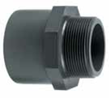 PVC Adaptor Fitting
