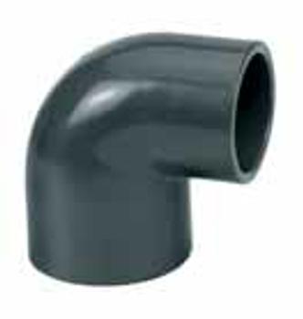 PVC Reducing Elbow 90°