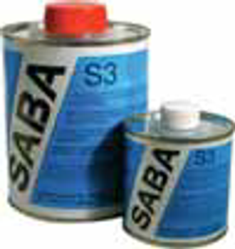 SABA S3 PVC Glue