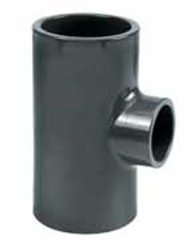 PVC Reducing Tee Glue Fitting