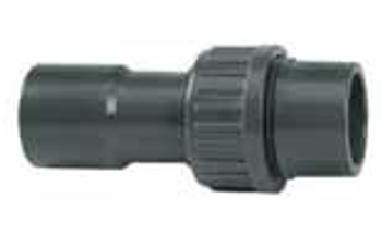PVC 32mm Sprayline 3/3 Coupler Union Fitting
