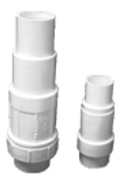 PVC Imperial Adjustable repair coupler