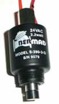 Bermad Solenoid Coil 3 Way 24 VAC