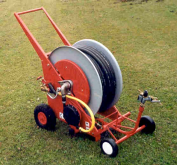 Leader 25/50 Hose Reel Irrigator