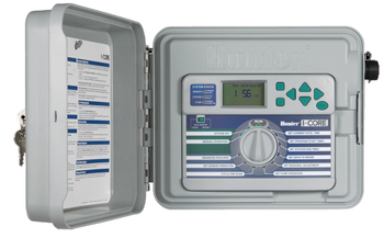 Hunter I-Core Irrigation Control Panel