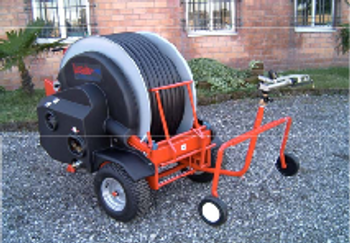 Leader 32/120 Hose reel Irrigator