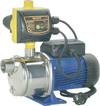 Lowara Genyo Pressure Pump Set