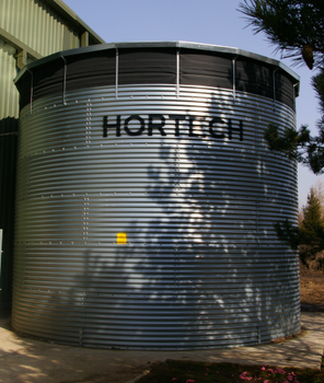 Steel Tank with Greenseal EPDM liner