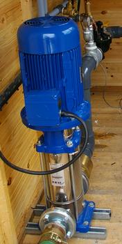 Lowara SV Multistage Pump