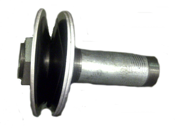 Galvanised Steel Tank Outlet Bulkhead Fitting