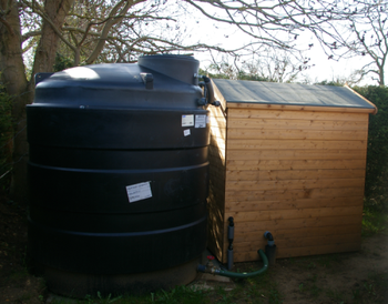 Water Storage Tank & Pump House