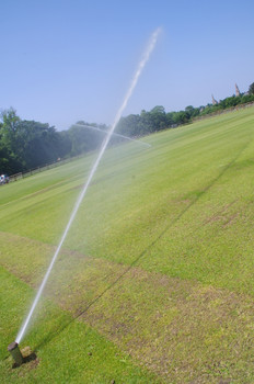 Automatic Watering Systems for Cricket Squares
