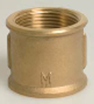 Brass Threaded Socket Joiner