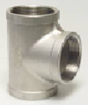Stainless Steel 316 Threaded Tee