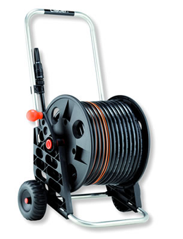 Claber Pronto 30 8864 Portable Hose Trolley Cart with 30 metres hose