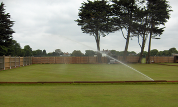 Hunter Pop-up Sprinkler of Bowls Green