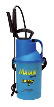 Matabi Berry 7- 5 Litre Compression Bottle Sprayer