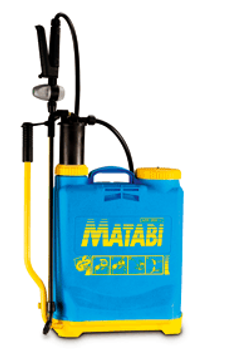 Matabi Super Green 12 Litre Compression Knapsack Sprayer