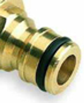 Brass Quick Connector 'O' Ring Washer