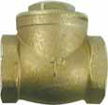 Brass Swing Flap Type Check Valve