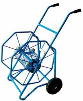heavy duty hose trolley