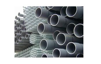 36mm PVC Sleeving Pipe 2 x 50cm Lengths